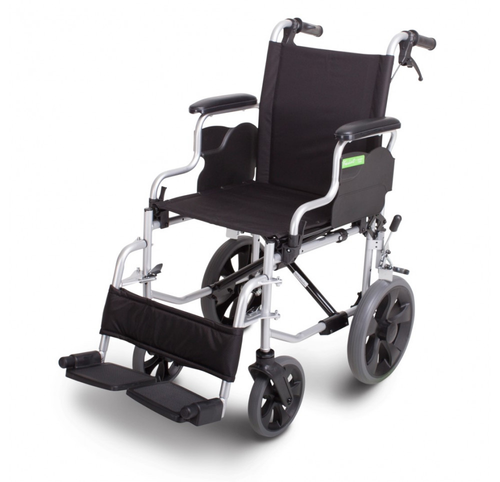 Freiheit Freedom Chair Lightweight Transit Wheelchair 40cm