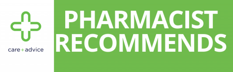 Title Pharmacist recommends